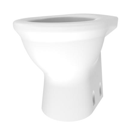 Resan WC Förhöjd